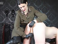 Intense Milking with Lady Victoria Valente