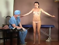 His obedient scared patient